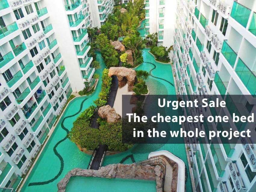Turn Key investment, Amazon Residence Jomtien Must sell!