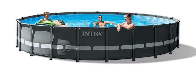 Newest XTR Frame Pool from Intex