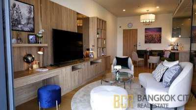 Siamese Exclusive 31 Ultra Luxury Condo Brand New 3 Bedroom Flat Rent