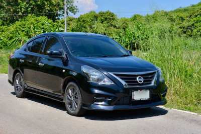 Car For Sale-2018 Nissan Almera 1.2  E SPORTECH Under TWO years old