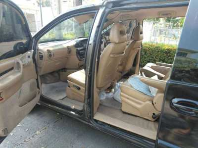 SALE 69k Baht ONLY Luxery 7 Seater Mini van GIVEAWAY