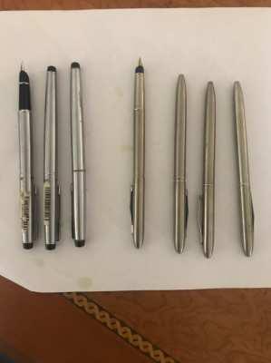 Sailor fountain pens 7 in total