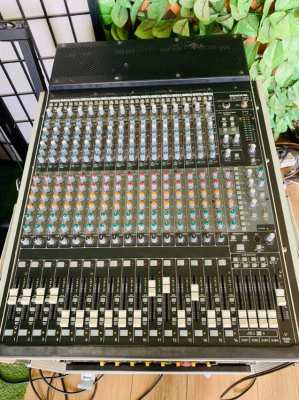 Mackie Onyx 1640i with 10m snake, Pyle PTA 1400 power amp,spare faders