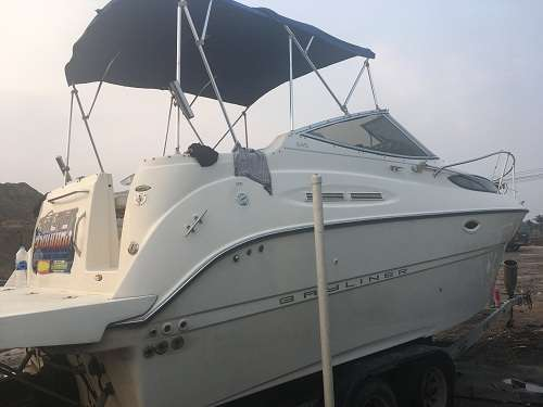 YACHT BAYLINER 26' for PARTY
