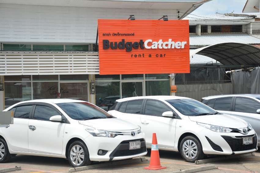 Automatic Toyota Yaris 1200 cc For Rent 14900 Baht/Month