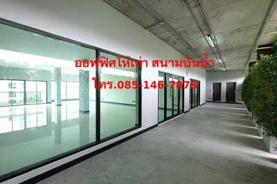 Office, Office, Warehouse for rent, daily, monthly, Nonthaburi, near BTS