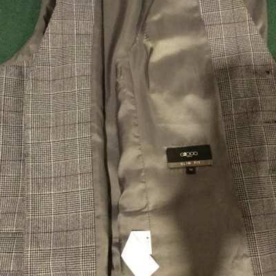 5 pieces of menswear (price reduced)