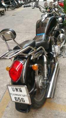 hopper - Cruiser Rica RK 125 Year 2011