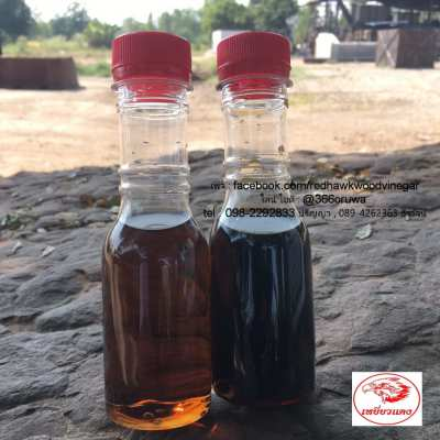 Red Hawk brand wood vinegar