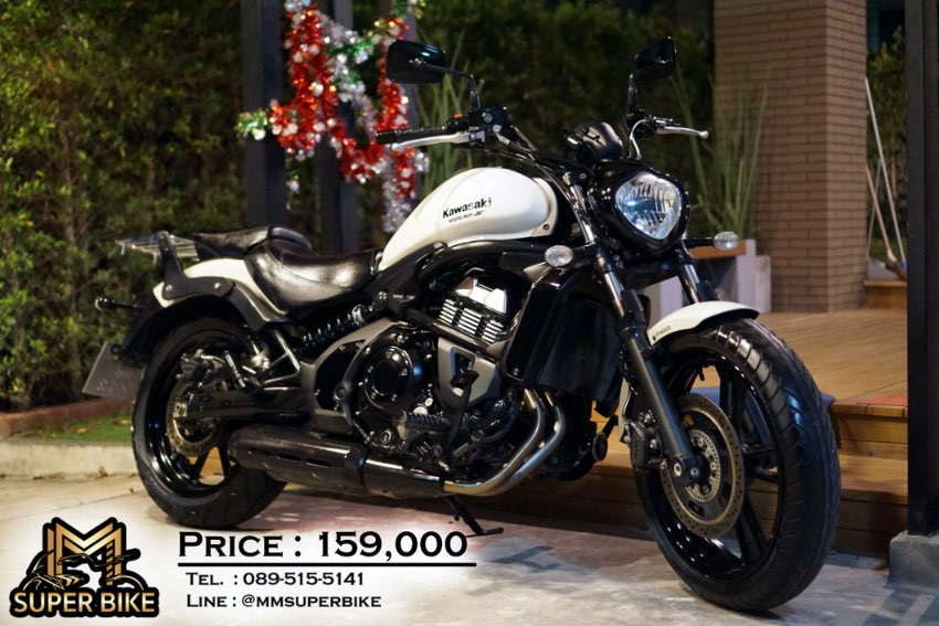 Kawasaki Vulcan S 2016 with only 11,5xx km at an exception price!