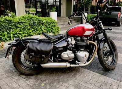 Triumph Bobber 1200cc