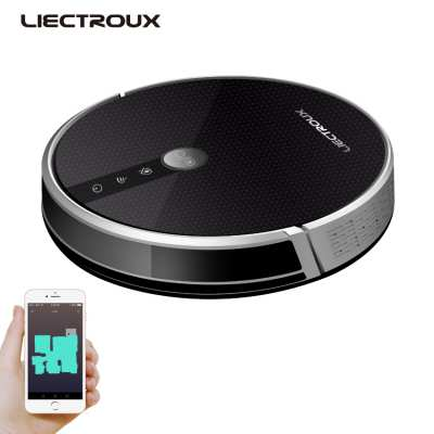 Liectroux C30B robot vacuum cleaner, automatic cleaning, genuine from Germany
