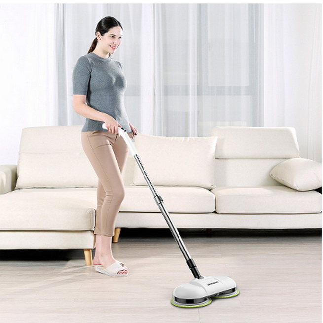 Genuine Liectroux Cordless Mop from Germany, Cordless Double Heads
