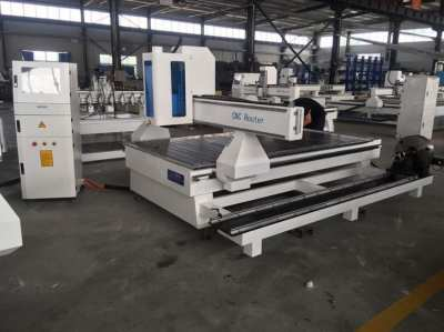 CNC machine model TBC 1325, new model machine can make many kinds of furniture