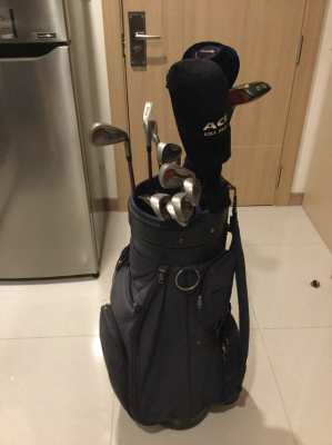 Set of Wilson Golf clubs for sale