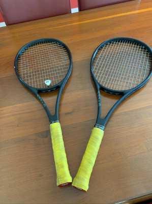 Roger Federer Racquet used