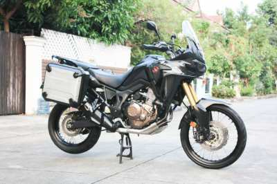 [ For Sale ] Honda Africatwin MT 2017 valueble price!!!