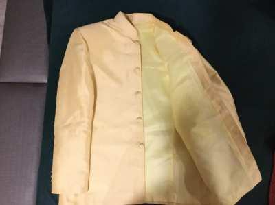 2 handmade Thai silk suits (price reduced)