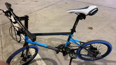 Mid Size Bicycle