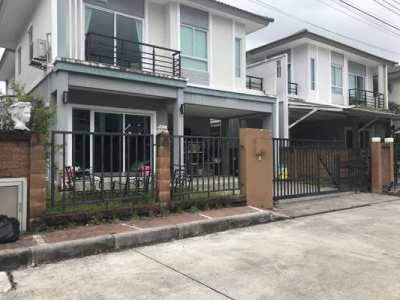 KT-0153  - Detached house for rent with 3 bedrooms, 2 bathrooms.