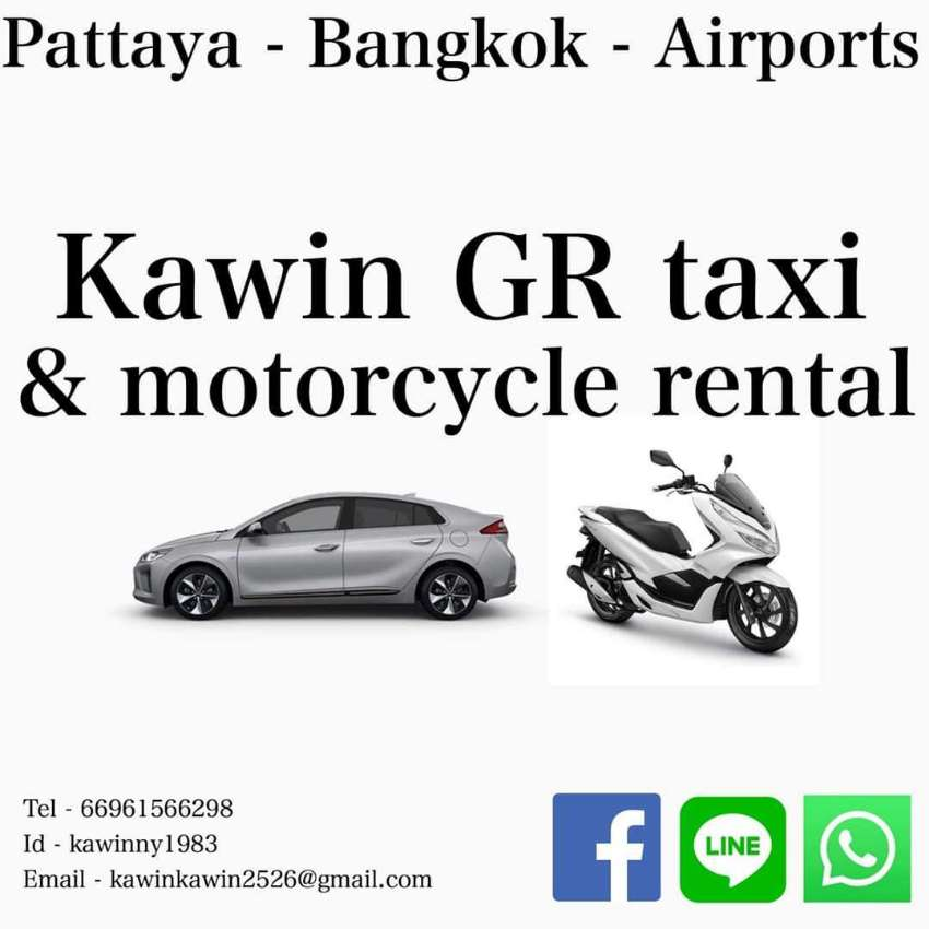 Motorcycle rental and Taxi service