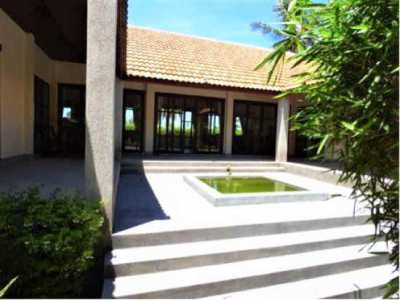 Quick sale 3 bedrooms jacuzzi villa in Bang Kao Koh Samui
