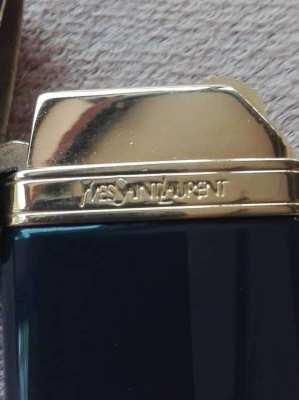 SOLD!!! Yves Saint Laurent Lighter+box