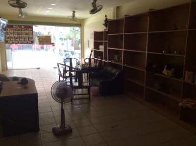 Superb Located Shop House Rent