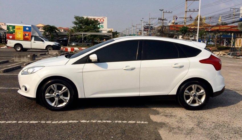Ford Focus 1.6 270.000 THB