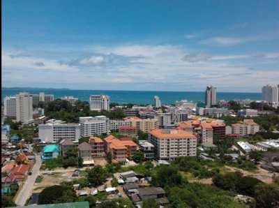 PKCP - Central Pattaya condo for sale 500,000 baht