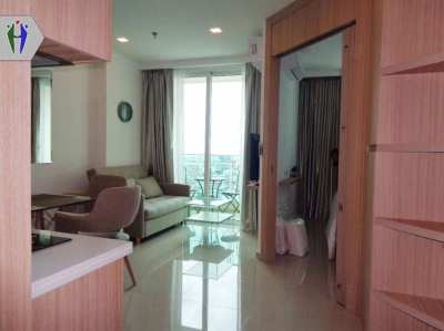 Condo for Rent South Pattaya 1Bedroom. There is bathbus