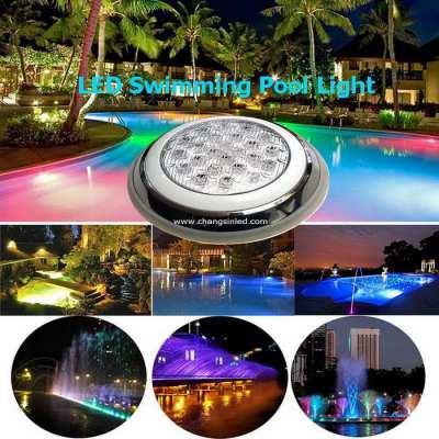 Pool Light LED Pool Lamp 12W 18W 24W