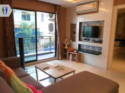 Hot Price Sale!! Condo 51 sqm. South Pattaya for sale 1.6 Million Baht