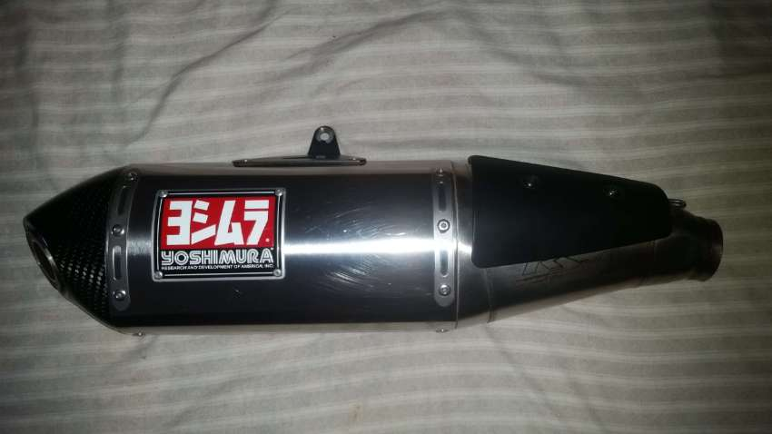 Honda CRF250L. CRF's Only (USA ) Yoshimura stage 1 power upgrade kit