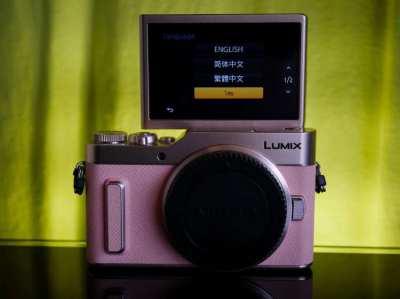 Panasonic Lumix DC-GF10/GX880