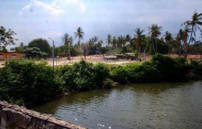 1600 sq.m.  land near beach for sale in Prachuab