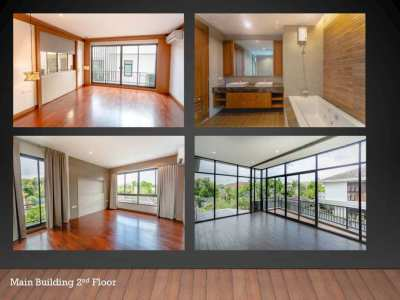 Brand new 6 bedrooms house with pool for sale at Sukhumvit 71