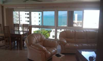 Sea View Large 2 Bedroom Pratumnak Condo 127sqm