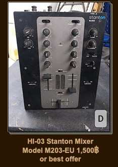 Do you need sound equipment and Drums?