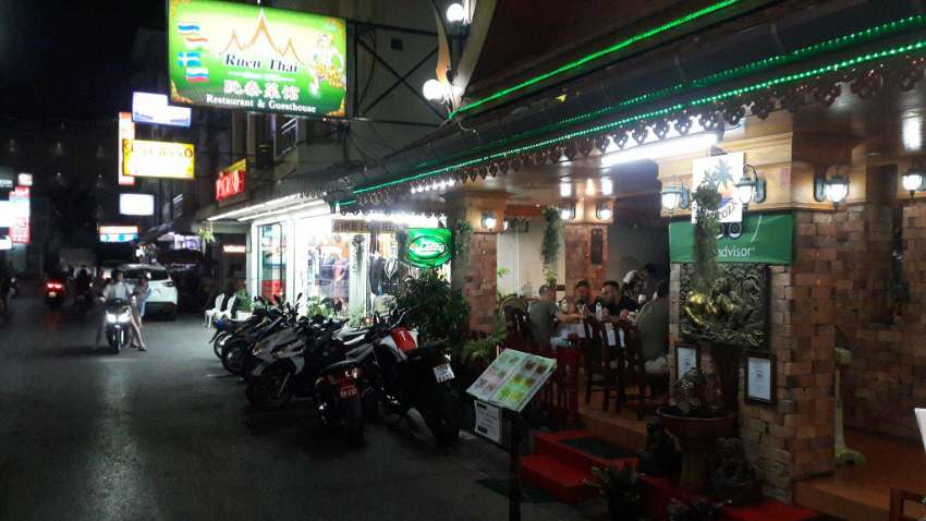 Business for sale in Soi Dr Wattana Patong Beach