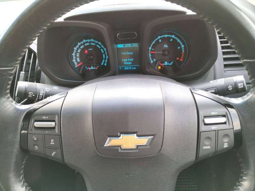 Excellent Chevrolet Colorado High Country2.8L Double-cab2017 Top Model