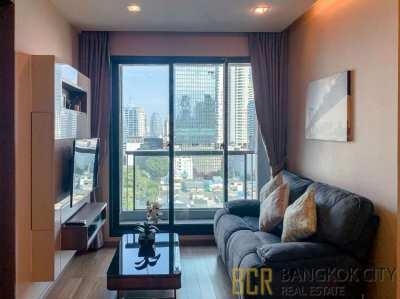 The Address Sathorn Ultra Luxury Condo Renovated 1 Bedroom Flat Rent