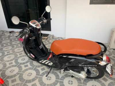 Honda Scoopy i registered 2018 done 5000 km , like New ,UNMARKED.