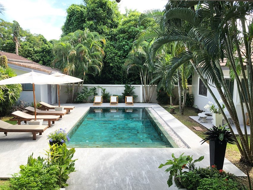 Private pool villa near Nai Harn Beach