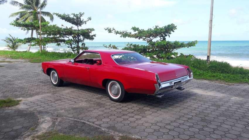 Oldsmobile 1971 7.5 V8 original engine