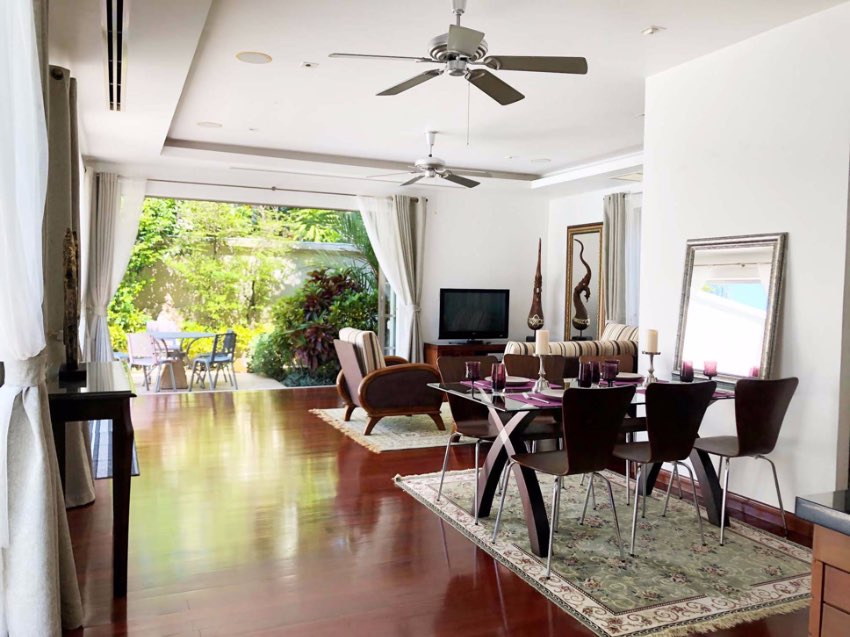 Richmond The Residence 3 beds pool villa for sale near Bangtao Beach.