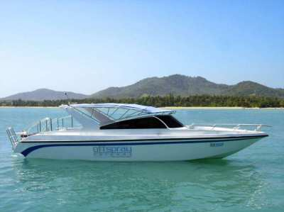 Exclusive speed boat charters in Phuket