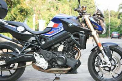 [ For Sale ] BMW F800R 2017 excellent condition with Arkrapovic exhaus