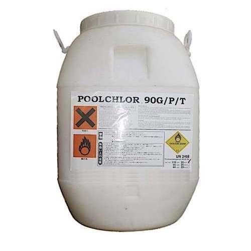 Pool Chlorine granular or powder 90%