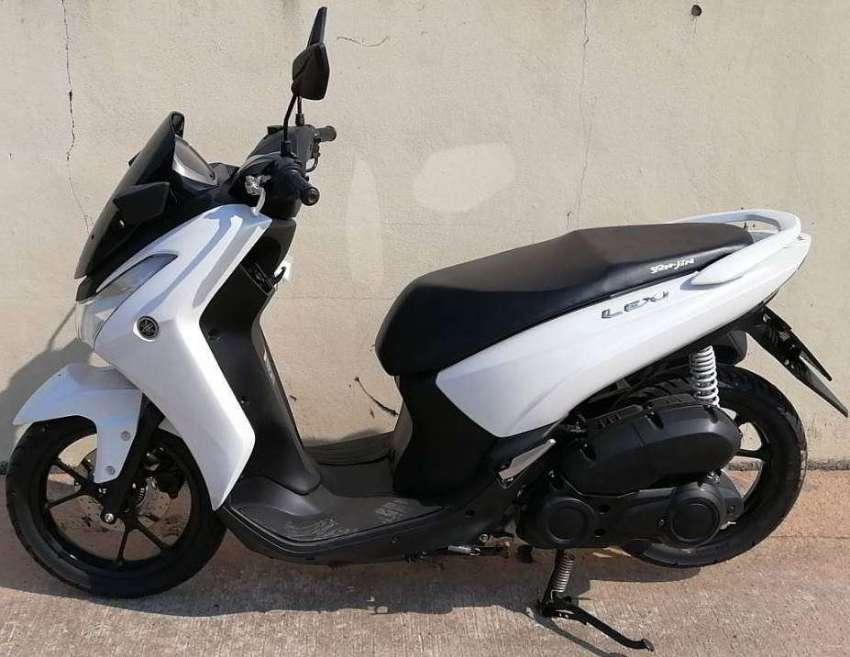 Yamaha Lexi 125 STD 2.750 ฿/month (3 month -10%/ 6 month -15%)